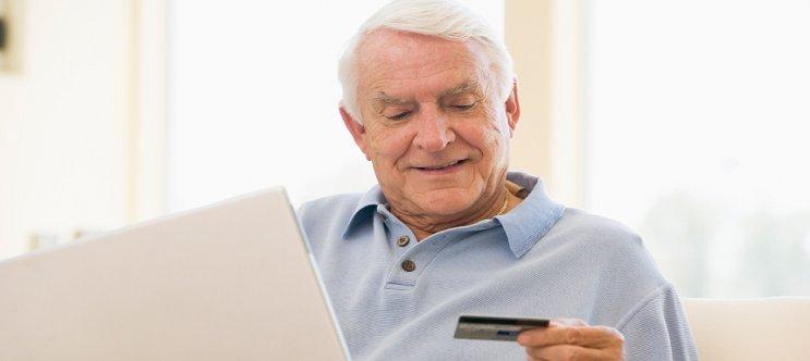 получить кредит по пенсии