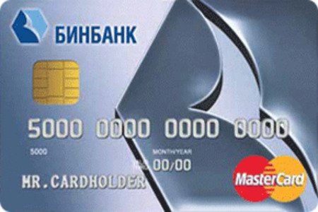 Кредитные карты Бинбанка