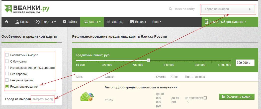 кредитная карта без справок о доходах в день обращения спб онлайн