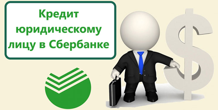 Кредит юридическому лицу в Сбербанке