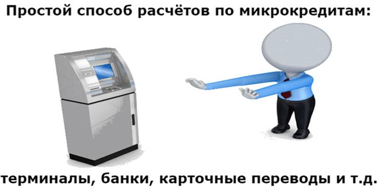 Деньги до зарплаты онлайн