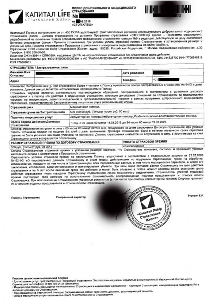 Возврат страховки по кредиту Россельхозбанка